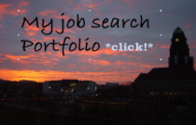 Bad job-search website
