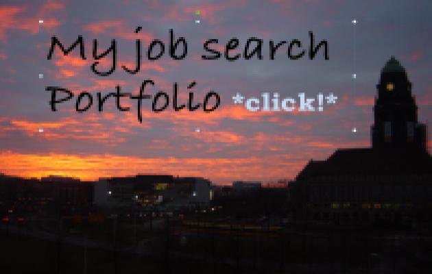 Bad job-search website