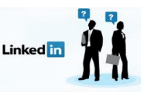 Discussing LinkedIn with MBAs