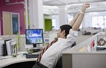 """Don't Let Yourself """"Rot Away At Work"""""""