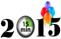 15 Minutes to Make 2015 Your Best Career Year Ever